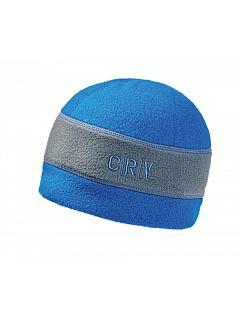 Čepice TIWI fleecová modrá