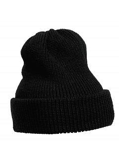 Čepice AUSTRAL zimní černá silná
