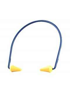 Zátkové chrániče sluchu E.A.R. CABOFLEX s plastovým obloukem