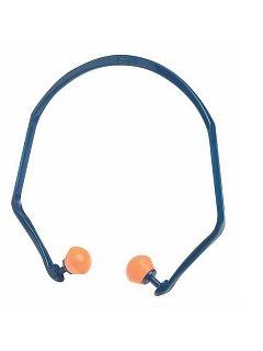 Zátkové chrániče sluchu s plastovým obloukem 3M 1310