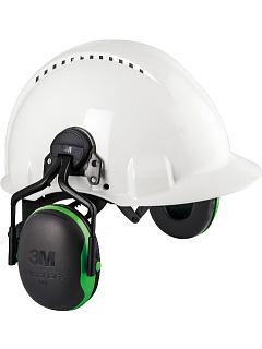 Sluchátka dělená na přilbu Peltor X1P5