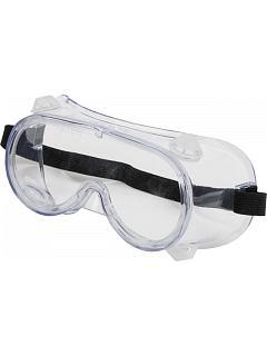 Ochranné brýle ELBE s plochým zorníkem