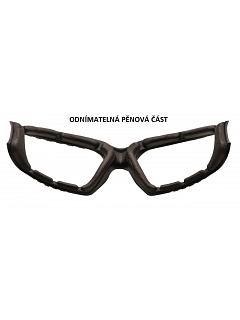 Brýle Levo kouřové
