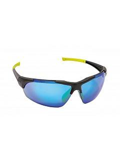 Brýle HALTON zrcadlový modrý zorník