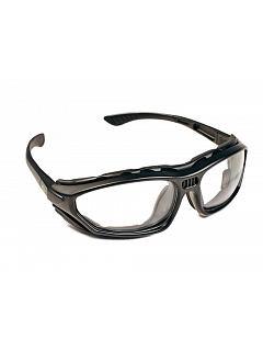 Brýle CUSSAY čirý zorník + pouzdro