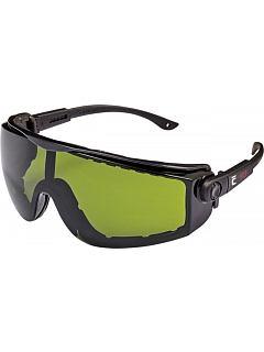 Brýle BENAIS zelený zorník st.3