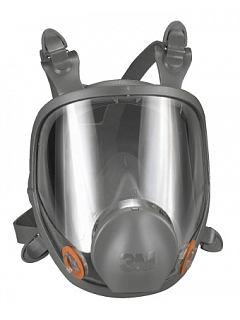 Celoobličejová maska 3M řady 6000