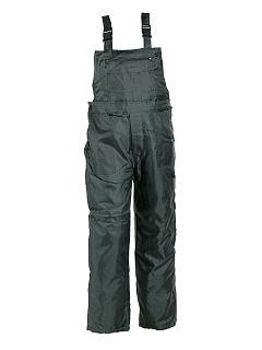 Kalhoty TITAN nepromokavé teplé zelené