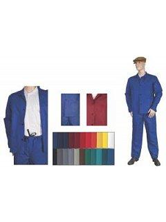 Komplet pánský, kalhoty do pasu ost.barvy