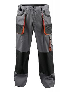 Kalhoty CARL do pasu BE-01-003