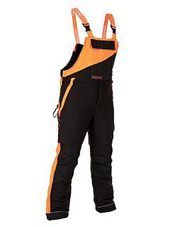 Kalhoty Scilar+ s laclem - černé