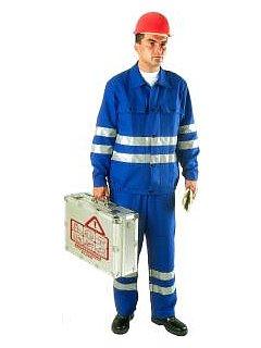 Ochranný oděv PROFI Plynař