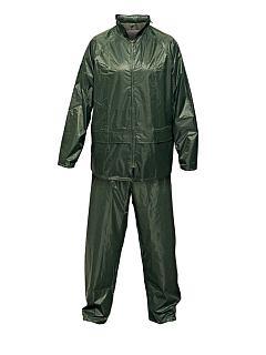 Nepromokavý dvoudílný ochranný oblek LARS