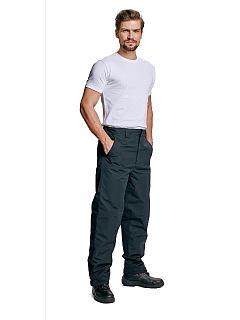 Kalhoty RODD zateplené černé