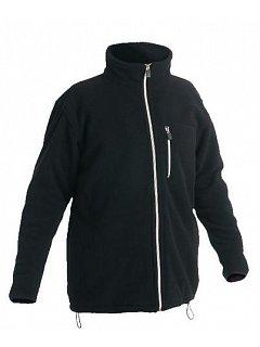 Mikina fleece KARELA s dlouhým zipem