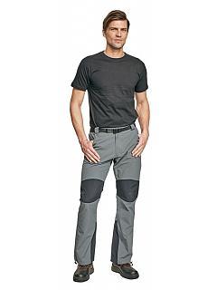 Kalhoty GLOMMA šedé