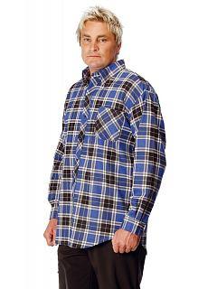 Košile SATURN flanelová nezateplená