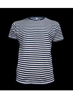 Tričko námořnické krátký rukáv pánské