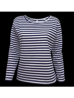 Tričko námořnické dlouhý rukáv dámské