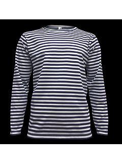 Tričko námořnické dlouhý rukáv pánské