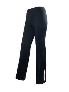 Kalhoty dámské sportovní černé