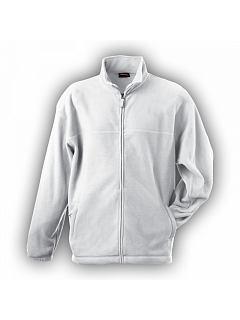 Mikina pánská fleece na dlouhý zip
