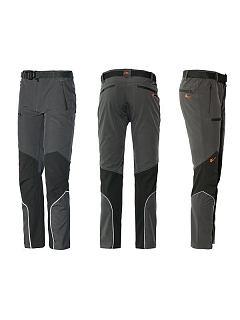Kalhoty EXTREME LIGHTsoftschell šedé
