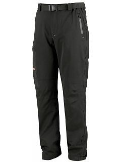 Kalhoty softshell černé