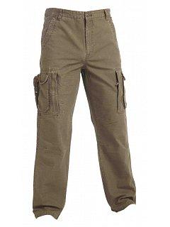 Kalhoty UKARI khaki