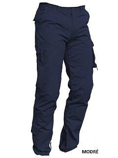 Kalhoty do pasu pracovní vojenského stylu