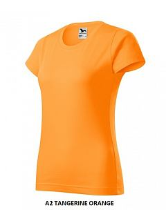 Tričko dámské krátký rukáv 160g  100% BA