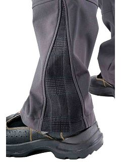 Kalhoty OLZA softshell