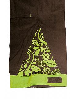 Kalhoty s laclem YOWIE dámské