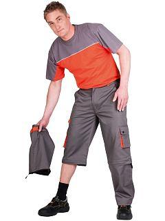 Kalhoty do pasu Desman  2v1
