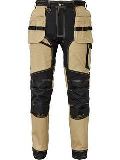 Kalhoty KEILOR pánské pružné