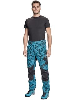 Kalhoty do pasu NEURUM CAMOU