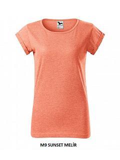 Tričko FUSION krátký rukáv dámské