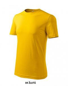 Tričko pánské krátký rukáv 145g 100% BA