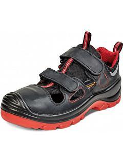 Sandál BIRUSA MF S1P  černý