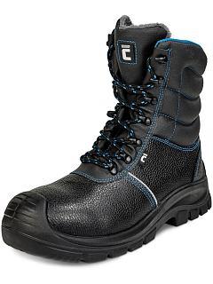 Poloholeňová obuv RAVEN XT S3 zimní