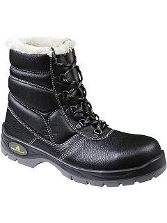 Poloholeňová obuv JUMPER2 S3 zimní