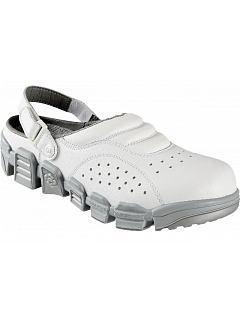 Sandál - pantofel VIPERA OB bílý