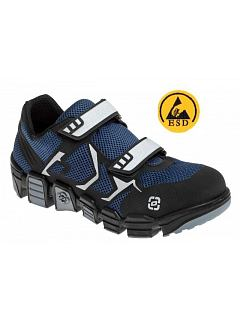 Sandál BOIGA S1 ESD modrý
