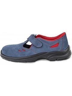 Sandál RINGO MF S1 SRC modrá