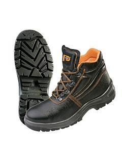 Kotníková obuv ALFA S1 černá