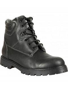 Kotníková obuv vyšší zimní
