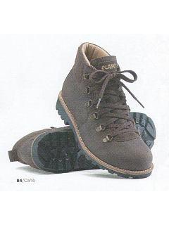 Kotníková obuv kožená zimní BOSCO