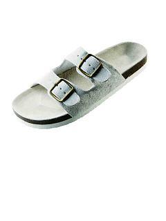 Pracovní pantofle PUDU bílé pánské