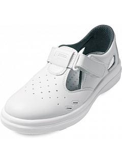Sandál LYBRA O1 bílý