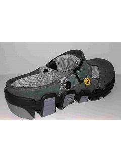 Sandál NAJA 01 ESD s otevřenou patou